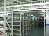 青岛阁楼式仓储货架